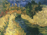 Vincent van Gogh The Little Stream