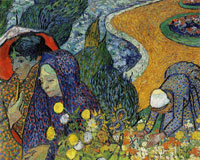 Vincent van Gogh A Memory of the Garden
