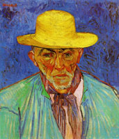 Vincent van Gogh Portrait of Patience Escalier