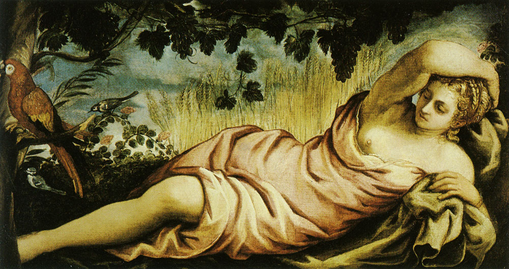 Tintoretto - Summer
