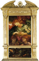 Dante Gabriel Rossetti The Blessed Damozel