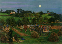 Ford Madox Brown - The Hayfield