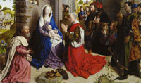 Hugo van der Goes Monforte Altarpiece