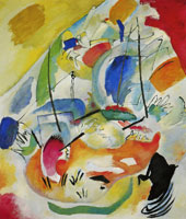 Wassily Kandinsky Improvisation 31 (Sea Battle)