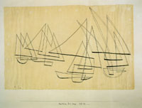 Paul Klee Sailing Boats, Gently Moving
