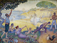 Paul Signac In the Time of Harmony