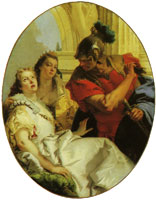 Giovanni Battista Tiepolo Timocleia and the Thracian Commander