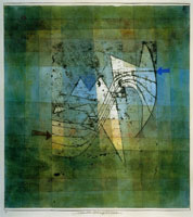 Paul Klee Mountain Formation