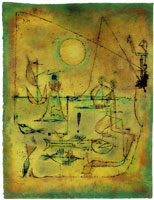 Paul Klee They're Biting