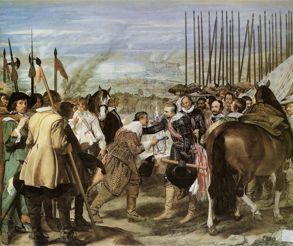 Diego Velázquez - The Surrender of Breda