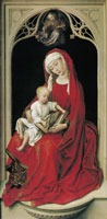Rogier van der Weyden The Virgin and Child