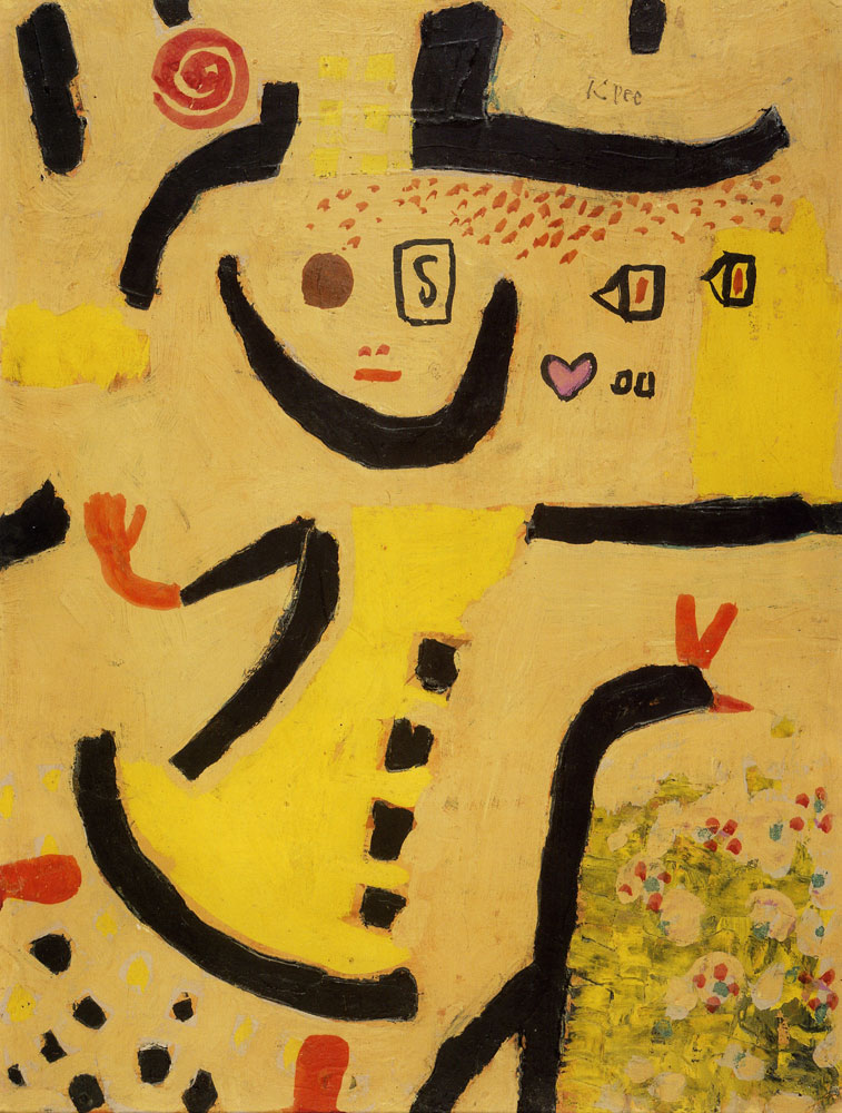 Paul Klee - A Children's Game