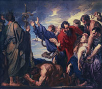Anthony van Dyck - Moses and the Brazen Serpent
