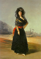 Francisco Goya Portrait of the Duchess of Alba
