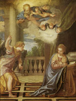 Paolo Veronese The Annunciation