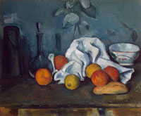 Paul Cézanne - Fruit