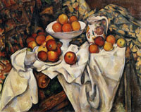 Paul Cézanne Still Life with Apples and Oranges