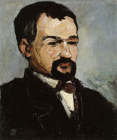 Paul Cézanne Uncle Dominique