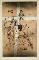 Paul Klee Tightrope Walker