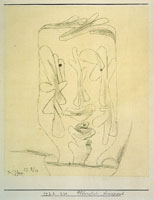 Paul Klee Vegetable-Physiognomic