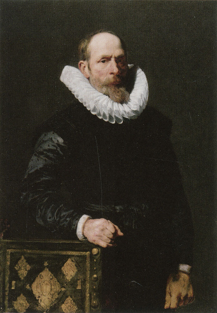 Anthony van Dyck - Portrait of a Fifty-Five-Year-Old Man