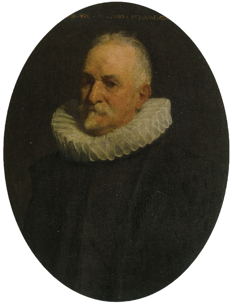 Anthony van Dyck - Portrait of a Seventy-Year-Old Man