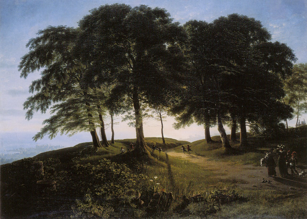 Karl Friedrich Schinkel - Morning