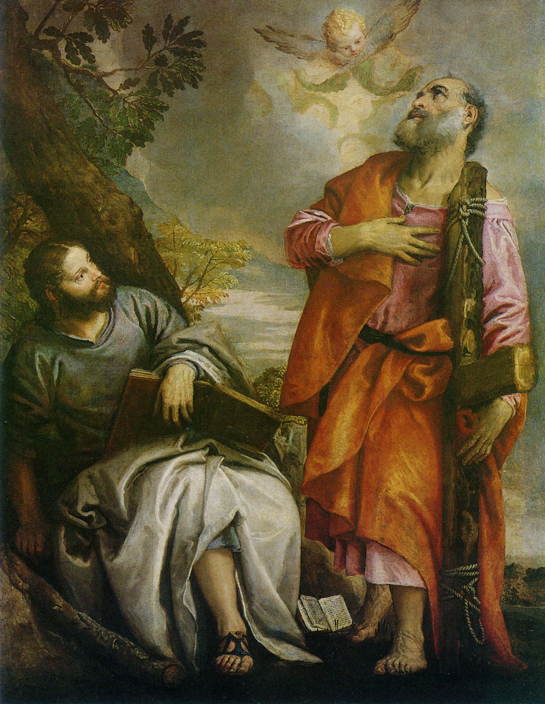 Paolo Veronese - SS. Philip and James the Less