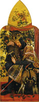 Dante Gabriel Rossetti The Seed of David, right wing