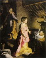 Federico Barocci The Birth