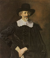 Frans Hals Portrait of a Man