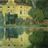 Gustav Klimt - The Park of Schloss Kammer IV