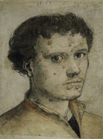 Hans Holbein the Younger Head of a Young Man