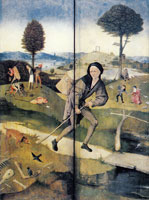 Hieronymus Bosch The Path of Life