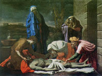 Nicolas Poussin The Lamentation over the Dead Christ