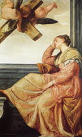 Paolo Veronese - The Vision of Saint Helena