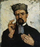 Paul Cézanne The lawyer (uncle Dominique)