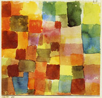 Paul Klee - Aquarell