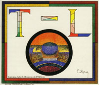 Paul Signac Application of Charles Henry's Chromatic Circle