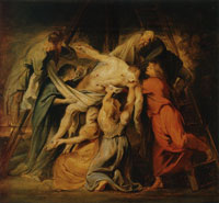 Peter Paul Rubens The Descent from the Cross