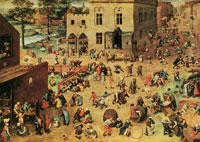 Pieter Bruegel the Elder Children's games