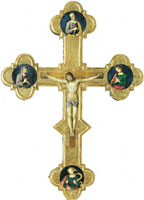 Attributed to Raphael Processional Cross
