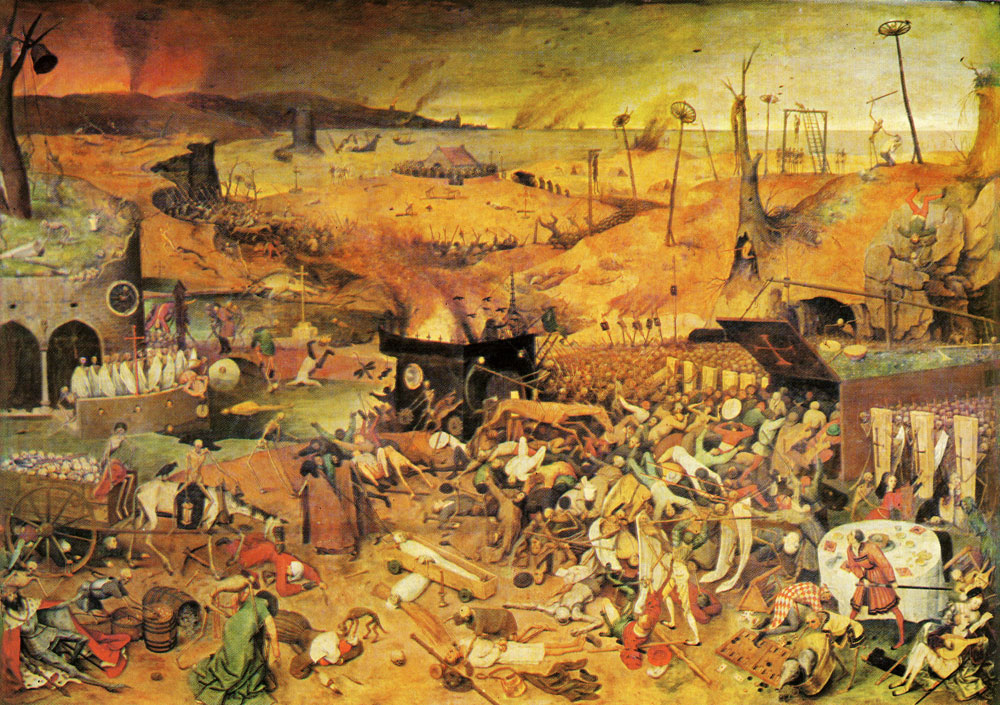 Pieter Bruegel the Elder - Triumph of death