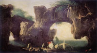 Claude-Joseph Vernet Seascape, View of Sorrento