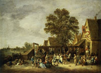 David Teniers the Younger Village Festival
