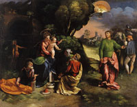 Dosso Dossi The Adoration of the Kings