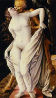 Hans Baldung Grien Death and the Maiden