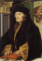 Hans Holbein the Younger Desiderius Erasmus