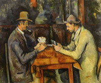 Paul Cézanne The Card Players