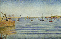 Paul Signac The Swell, Portieux, Opus 190